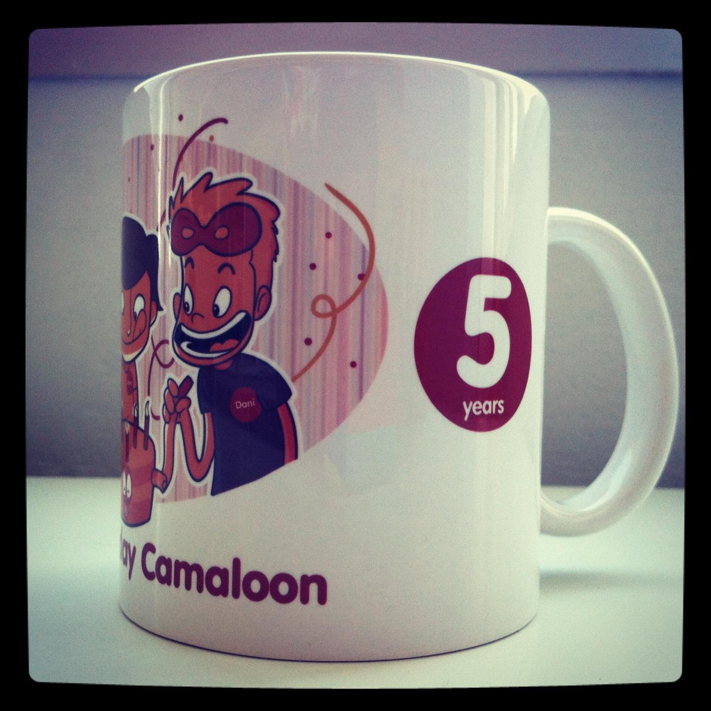 Cumpleaños Camaloon