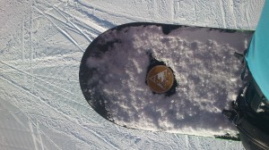 snowboard art
