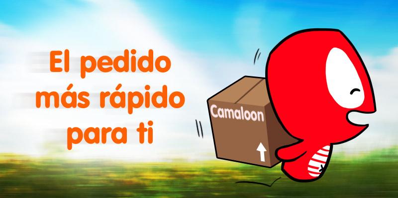 Camaloon pedido rapido