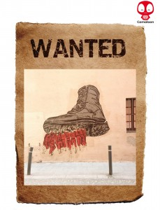 wanted-poster copy