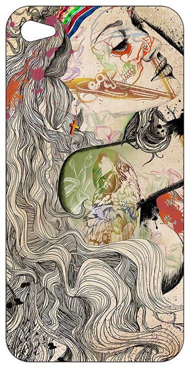 Helios Leyton con su Pirate Girl - Ilustración de una mujer pirata.