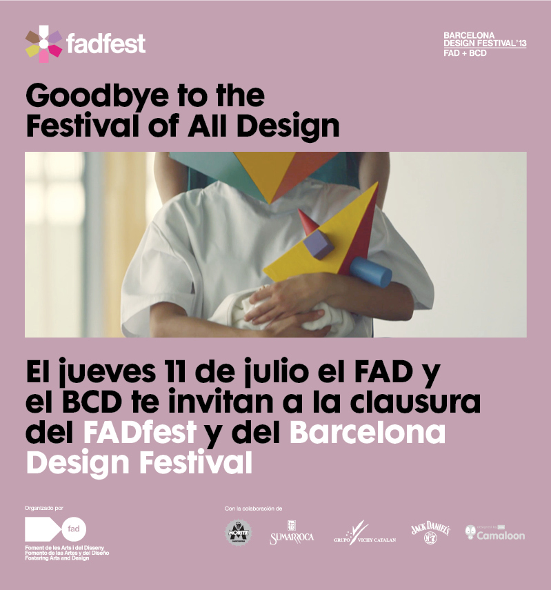Goodbye to the Festival of All Design