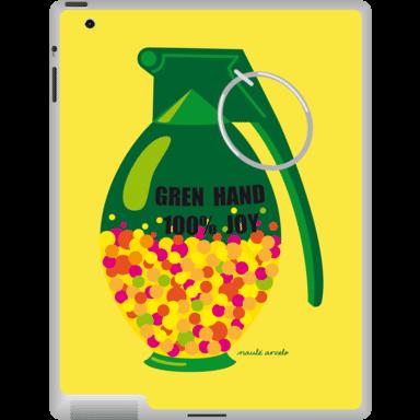 Granada Joy Skins para iPad 2/3/4