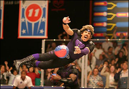 Dodgeball, il film