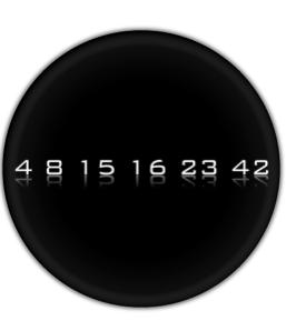 secuencia de numeros LOST