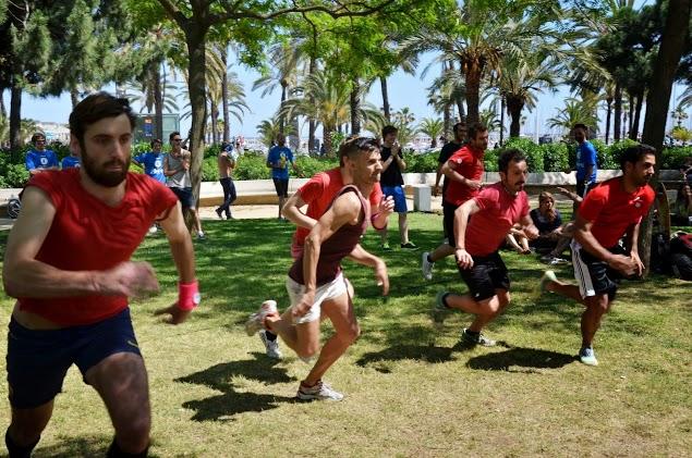 Run, people, run