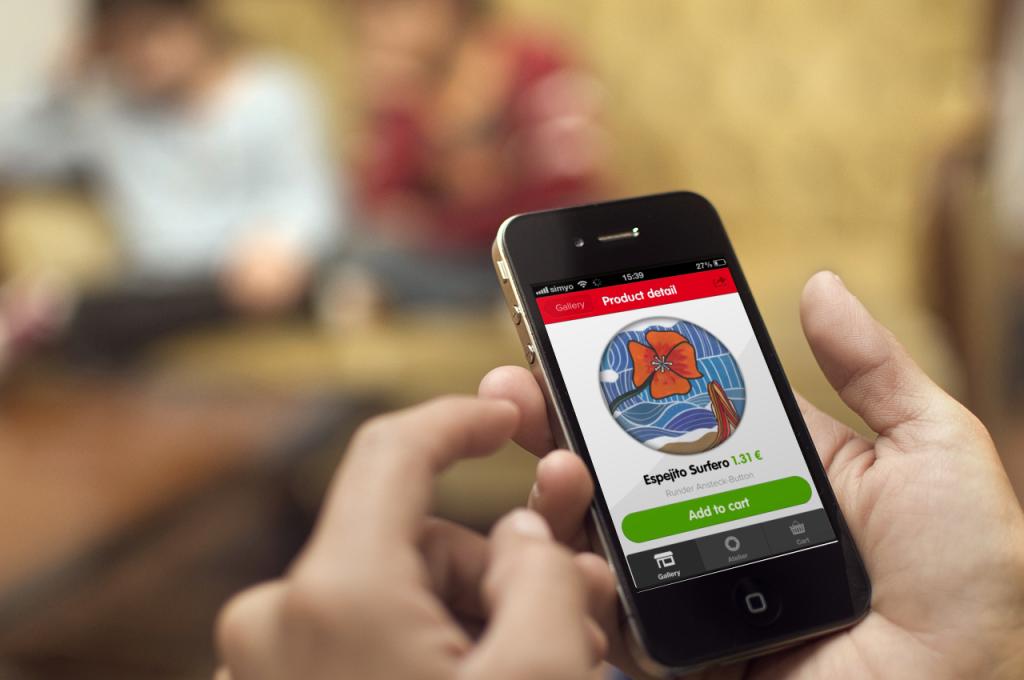 La nuova Camaloon App disponibile nell'App Store