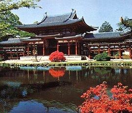 el tempio de Daruma