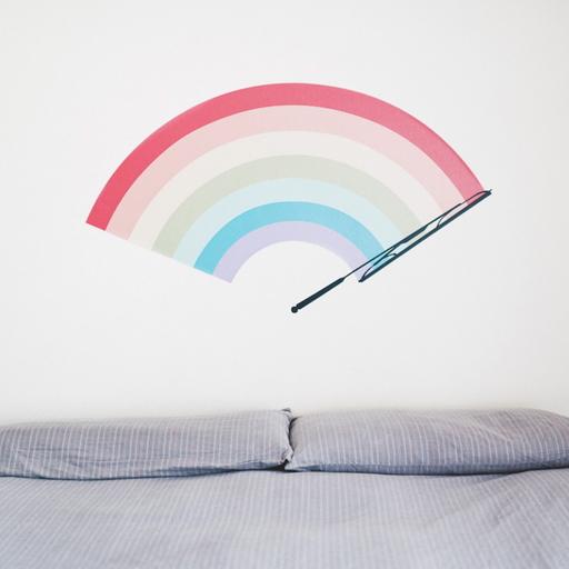 Dormi cullato da un arcobaleno