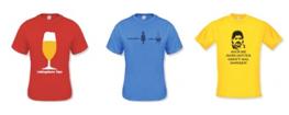 T-Shirt Verlosung