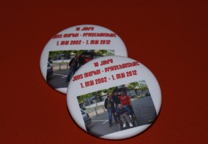 Buttons Camaloon