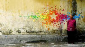 Urban Artist Maurice Angers, Frankreich