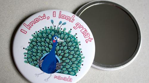 specchietto a personalizzare camaloon
