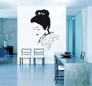 adesivo murale per pareti