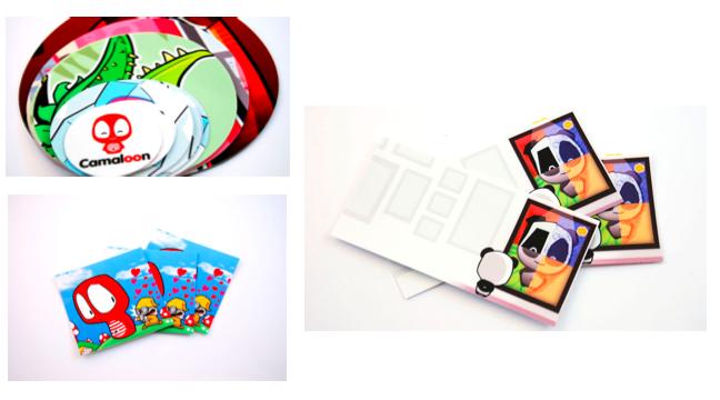 Stickers Camaloon