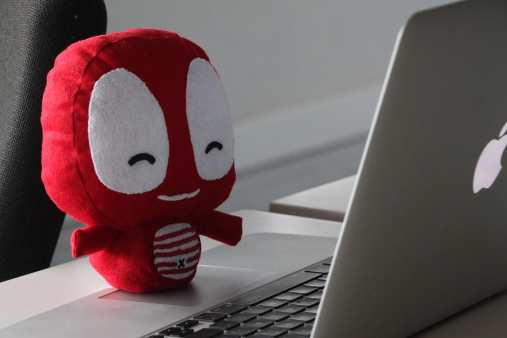 Camaloon avec l'ordinateur