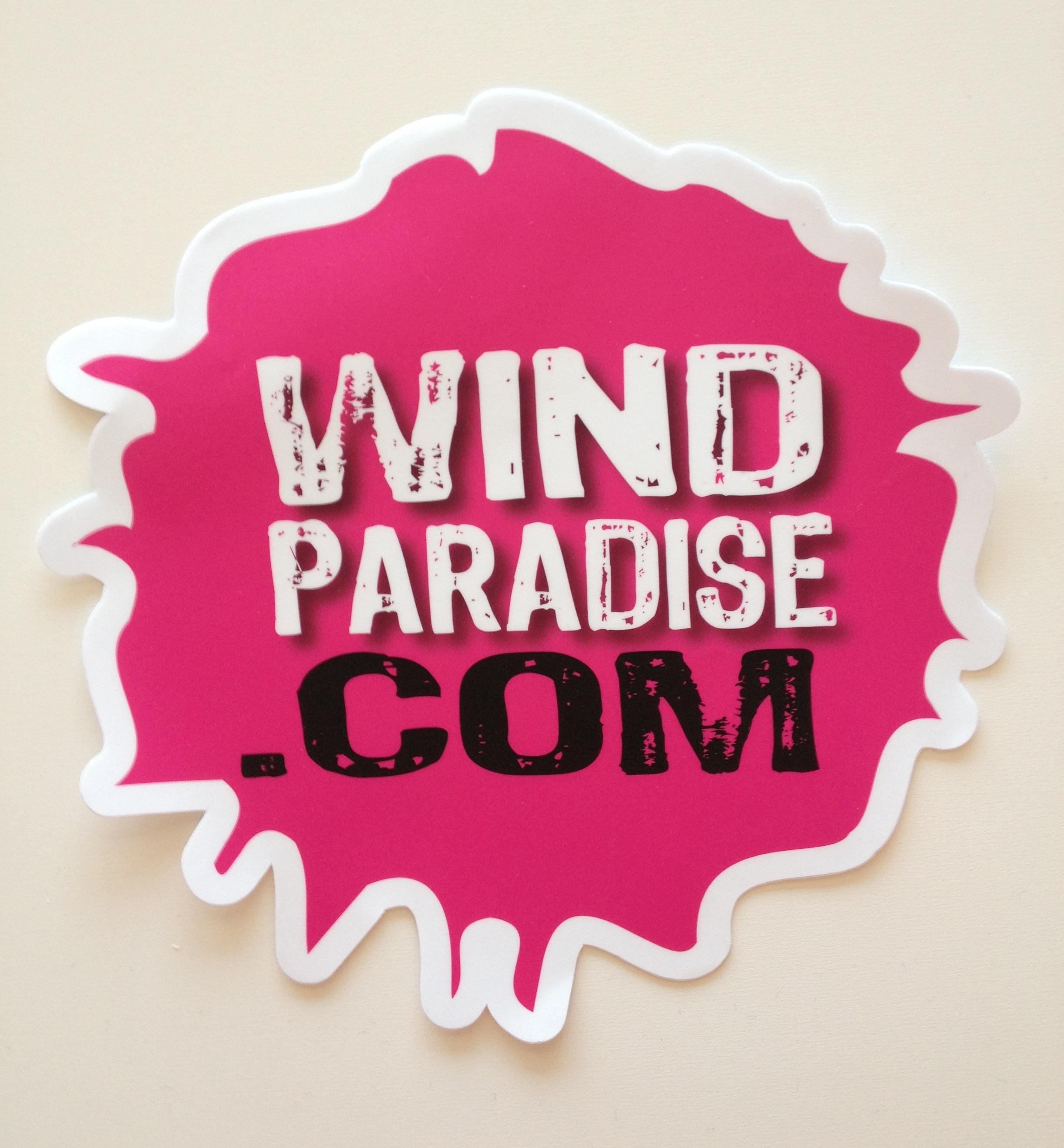 Stickers de Wind Paradise